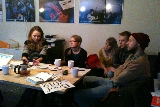 Meeting up with Ruoan Tulevaisuus